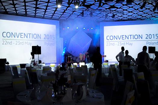 Jakie ekrany na konferencje/szkolenie?